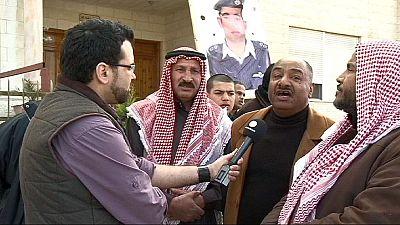 Jordanier fordern Vergeltung für ermordeten Piloten