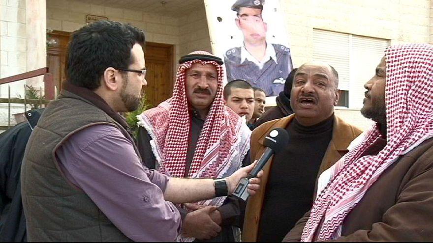 State of shock in Amman as Jordan seeks revenge