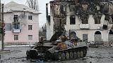Углегорск - еще один город-призрак