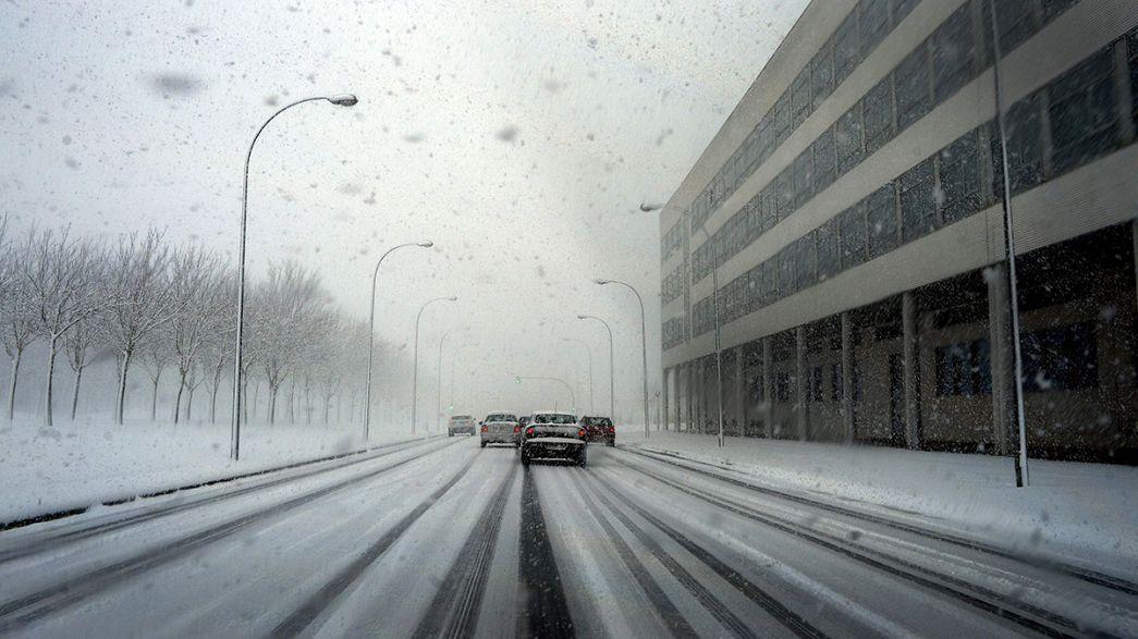 Igazi kontinentális tél lesz pár napig Spanyolországban