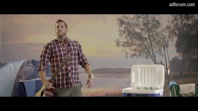 Dan Ewing Spits a SINKER (Royal Life Saving Association)