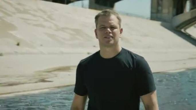 Matt Damon Announcement (Stella Artois)
