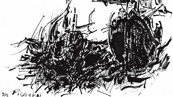 Ο Άλκης Πιερράκος και η Ναυμαχία της Ναυπάκτου