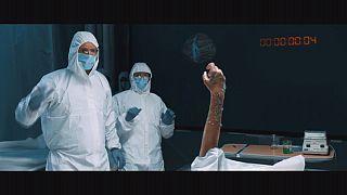 CERN-Mitarbeiter dreht Science-Fiction-Thriller mit seinen Kollegen