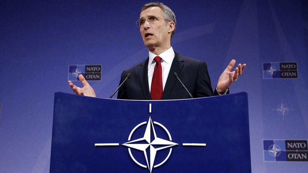 Krieg in der Ukraine: Nato plant superschnelle Truppe