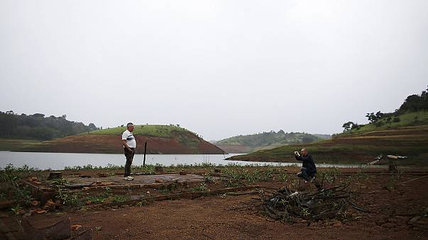 Brezilya'da karnavallara kuraklık darbesi