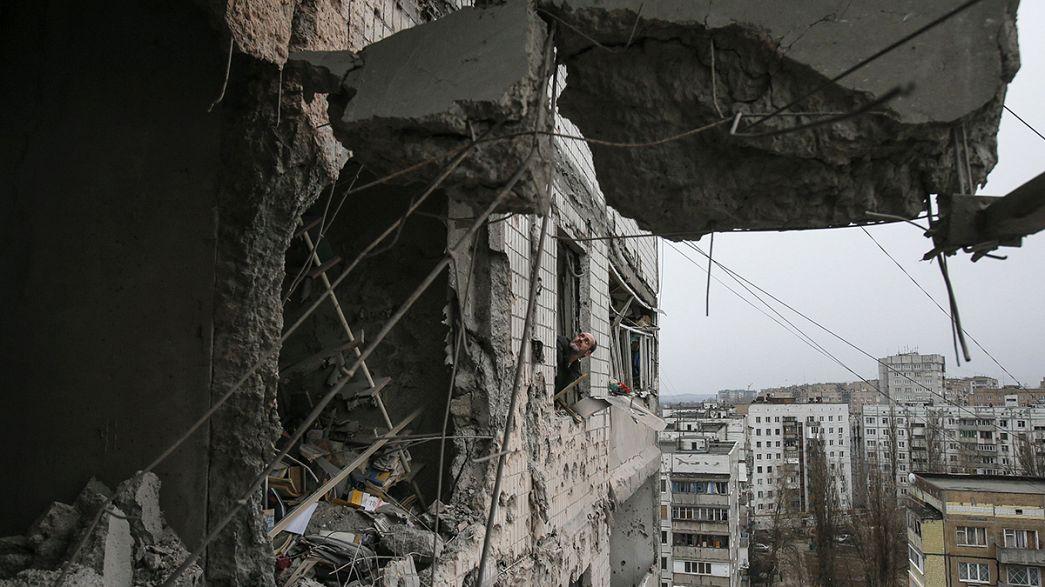 Ucraina: epicentro del fronte a Donetsk. Debaltseve accerchiata