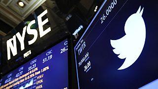 Twitter: trimestrale oltre le previsioni, ma a dicembre rallenta l'utenza