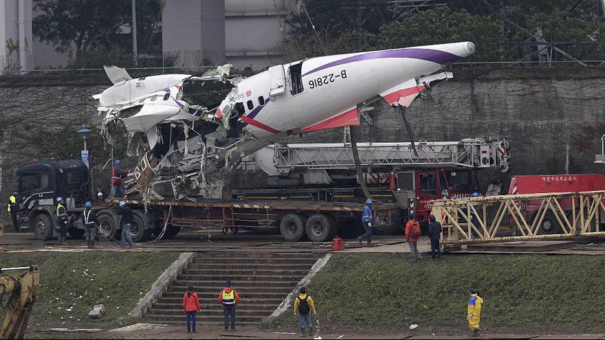 Volo TransAsia: i due motori spenti prima dell'incidente, 35 le vittime
