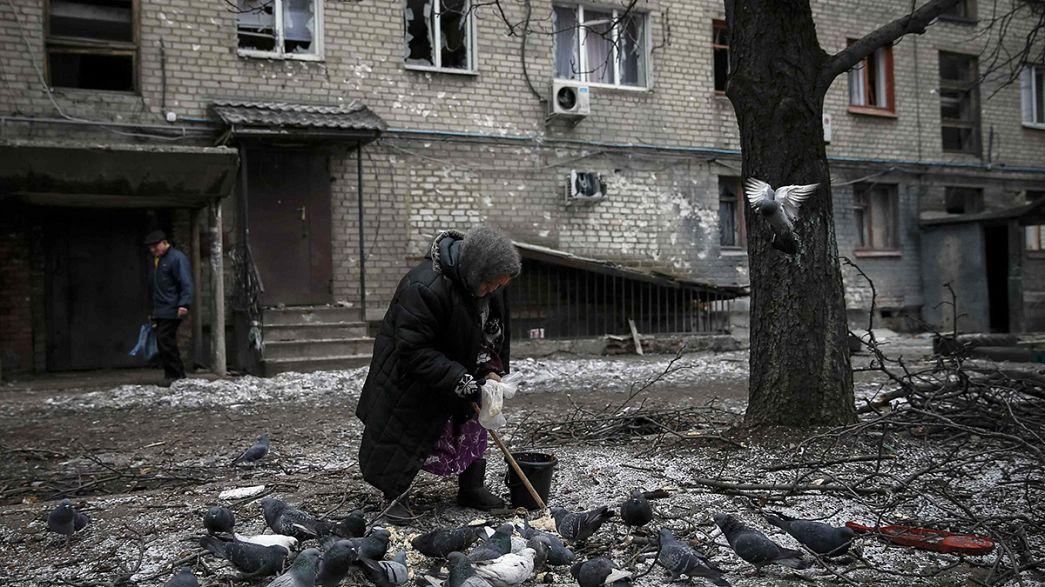 Ucrânia: Residentes de Donetsk cansados do impasse das negociações com Kiev