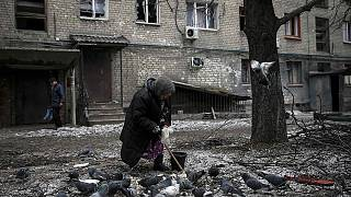 People of Donetsk doubt peace talks in Moscow will achieve anything