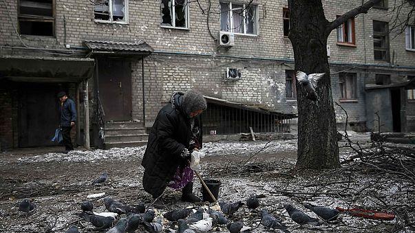 Donezk: Zweifel an neuer Friedensmission