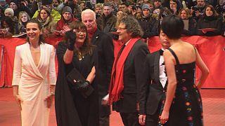 Berlinale startete mit Juliette Binoche auf Polarexpedition
