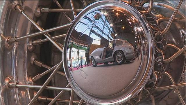Record prices expected at sale of Baillon car collection in Paris