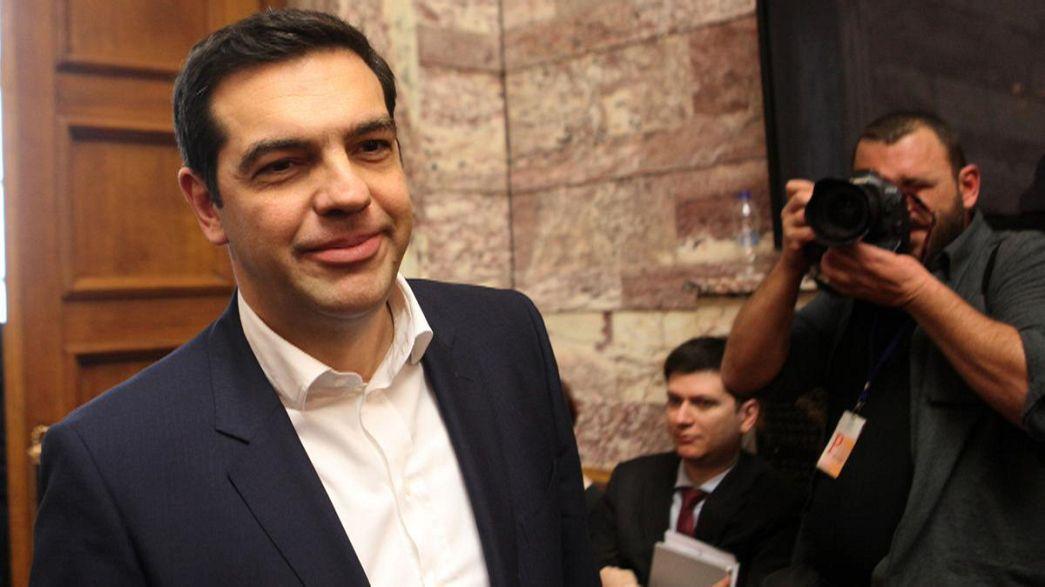 Europe Weekly: Tsipras seeks Greek debt deal