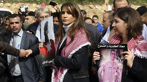 Jordan vows to avenge pilot's death in jihadist captivity
