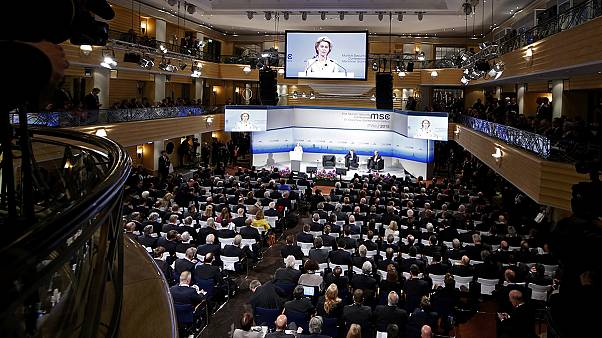 Az ukrajnai konfliktus békés rendezését sürgették a Müncheni Biztonsági Konferencián