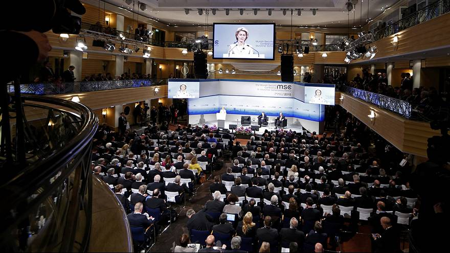 Si apre a Monaco di Baviera conferenza internazionale sulla sicurezza