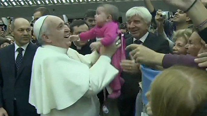 Filmet forgatnak Ferenc pápa fiatalkoráról