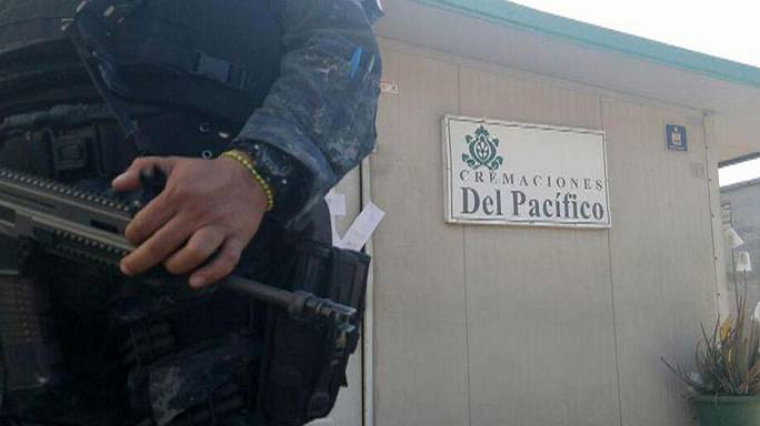 Police discover 61 bodies in Mexican crematorium