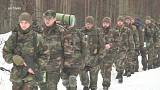 NATO sets up battle supply points in Baltics and eastern Europe