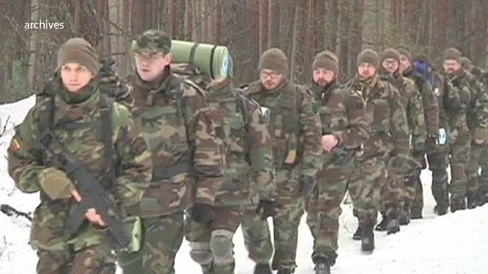 A Baltikum aggódik, a NATO felkészül