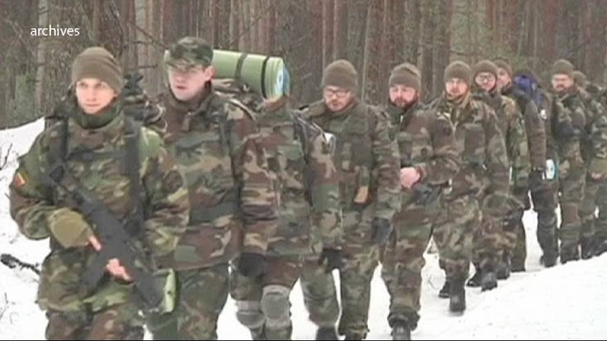Το ΝΑΤΟ ενισχύει τα σύνορα με την Ρωσία