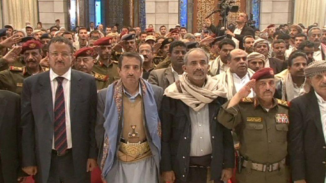 Houthi-Rebellen erklären Machtübernahme im Jemen