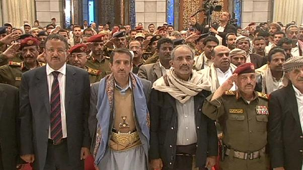 Yemen's Houthis assume power and dissolve parliament