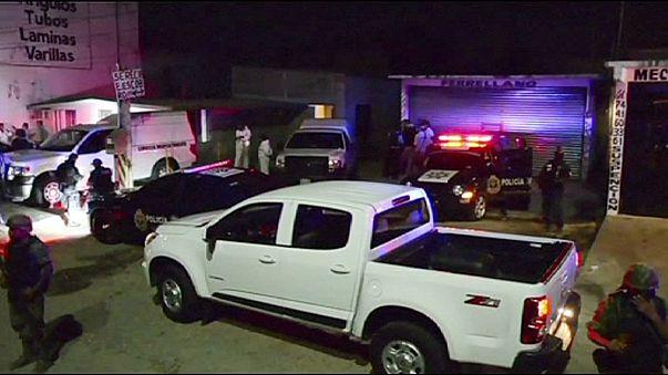 Un crématorium abandonné et 60 cadavres découverts au Mexique