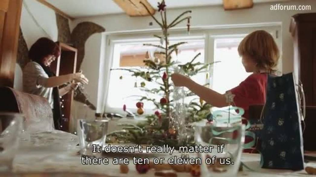 No Empty Chairs at Christmas (film) (IKEA)