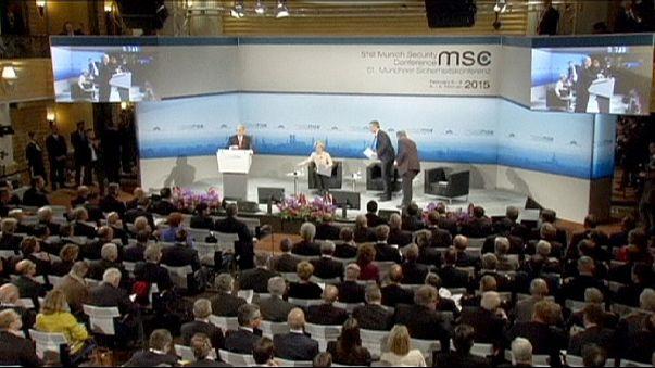 Münih'te ana gündem Ukrayna krizi