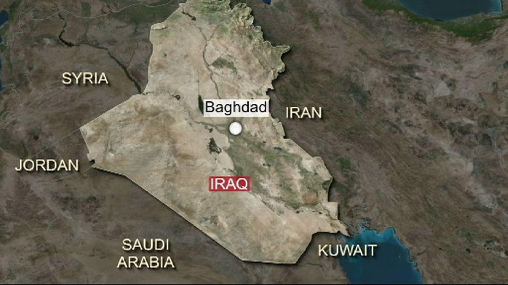 Bagdade palco de dois atentados