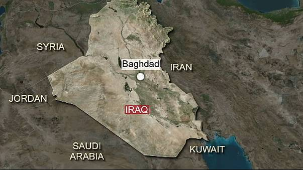 Fatal bomb blasts cause carnage in Baghdad scores dead and injured