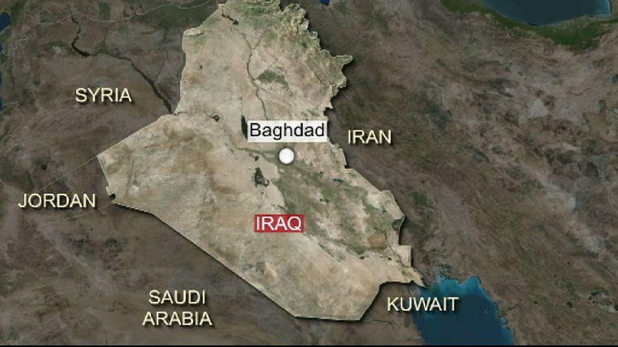 وقوع چند انفجار انتحاری در بغداد