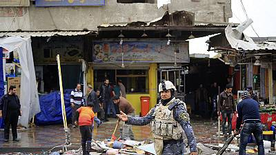 Scores dead in three seperate Baghdad bomb blasts