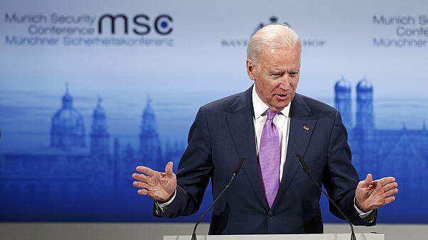 بایدن: ما به کمک امنیتی به اوکراین ادامه خواهیم داد