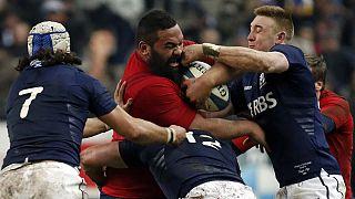 Francia inicia el Seis Naciones con victoria ante Escocia