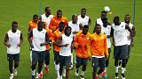 Gana e Costa do Marfim, duas equipas com sede de vitória