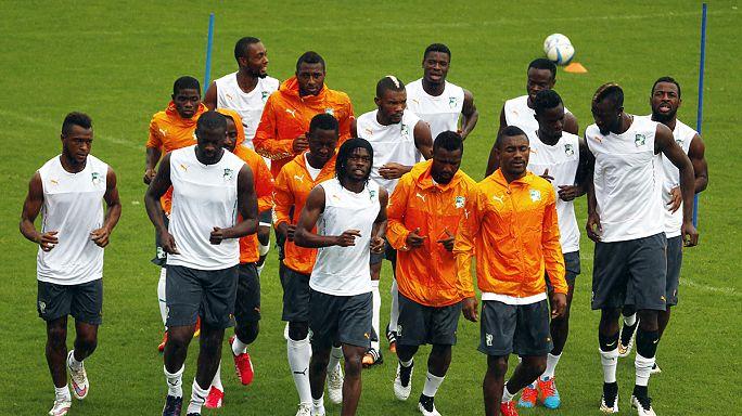 نهائي كأس إفريقيا للأمم لكرة القدم: مواجهة نارية بين منتخب النجوم السوداء ومنتخب الفيلة