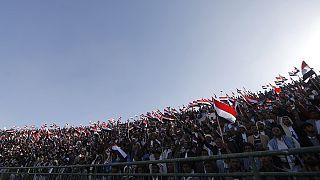 زعيم الحوثيين في اليمن يمد يديه لكل القوى السياسية للشراكة