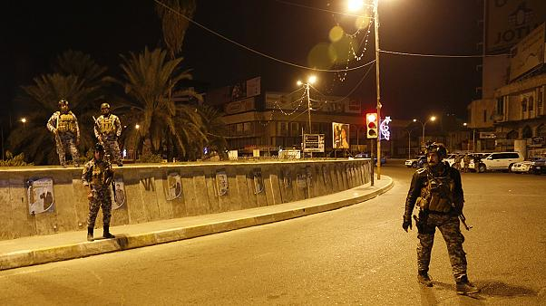 Baghdad lifts 10-year nighttime curfew