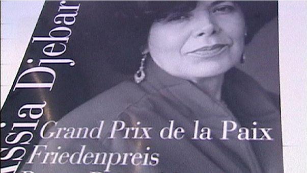 الكاتبة والروائية الجزائرية آسيا جبار تفارق الحياة