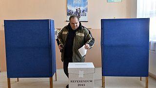 """Slovakya'da """"aile değerlerinin korunması"""" referandumu geçersiz"""