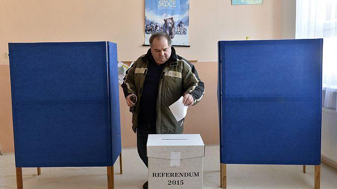 Жители Словакии проигнорировали референдум об однополых браках