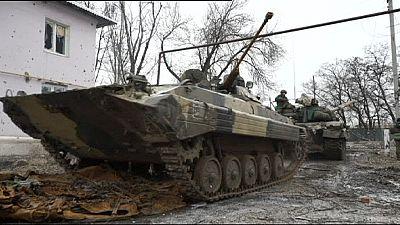 Ukraine beschuldigt Separatisten neuer Offensive im Osten des Landes