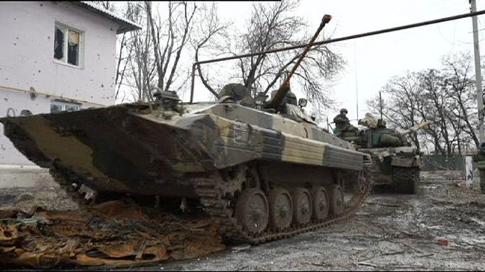 Kiev accuse les séparatistes de préparer une offensive sur Debaltseve et Marioupol