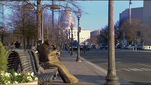 Nombre record de sans-abris à Washington
