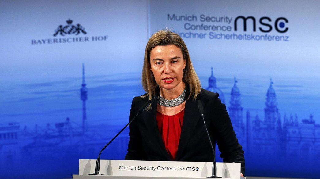 El envío de armas a Kiev sigue diviendo a los países presentes en la Conferencia de Munich