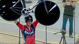 Rohan Dennis sets new hour record